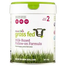 Munchkin Grass Fed Stage 2 Follow-on Formula 730g