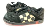 "Boys LEGO Brick Sneakers youth Shoes ""Concrete"" size 2"