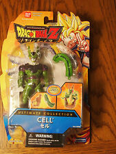 Bandai 2006 Dragonball Z Cell figure, mint on card
