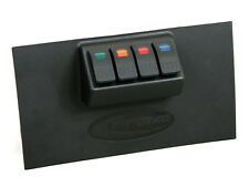 Lower Dash Switch Panel Only Holds 4 Switches fits Jeep Wrangler JK 2007-2010