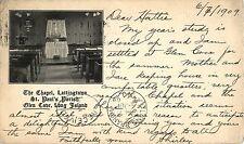 The Chapel, Lattingtown, St Paul's Parish, Glen Cove L.I. Ny 1909