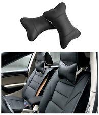 2 x Autositz Kopfstütze Nackenkissen für Benz GLK300 C200 C180 B200 B250 SLS