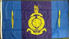 Royal Marines 40 Commando Flag War British Navy Elite England English 5x3 bn