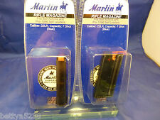 TWO Marlin 71900 7 RD Magazine For 22 Bolt Action Model 25N 25NC 880 880SQ 880SS