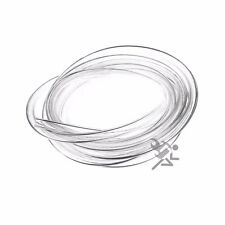 "6' Clear Oil Gas Fuel Line Hose Tubing 5/32"" ID x 7/32"" OD for 1/8"" Fitting"