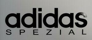 """Adidas Spezial 4.25 x 1.5"""" Car  Scooter lambretta vespa Camper Van Decal sticker"""
