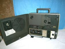 Vintage Wards Dual 8 Cartridge Movie Projector, model 818