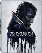 Blu Ray : X-Men Apocalypse - Ed Steelbook FNAC - NEUF