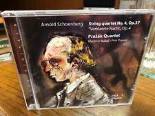 Schoenberg: String Quartet No. 4, Op. 37; Verklaerte Nacht, Op. 4, 1 SACD