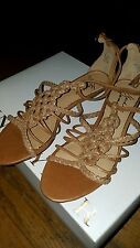 MARK AND JAMES BADGLEY MISCHKA SANDALS SIZE 6
