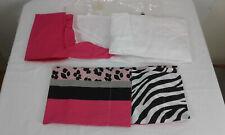 Jungle Queen (Full) Bed Skirt and 2 Standard Pillow Shams
