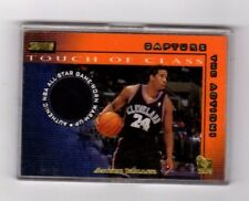 2001 Stadium ClubTouch of Class Authentic ALL STAR GAME Warm Up Andre Miller