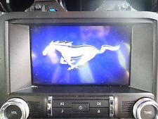 Ford Mustang GT Coctelera Sistema De Audio Pantalla de navegación por satélite de Mustang