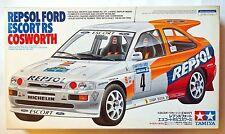 TAMIYA 1/24 Repsol Ford Escort RS Cosworth '96 WRC scale model kit #24171