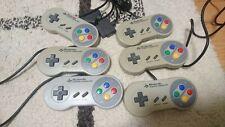[ Excellent+5 ] super famicom Controller lot of 6 Nintendo Japan import snes