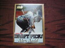 1999 2000 O PEE CHEE 99/00 OPC...#262 ALEX AULD RC...ROOKIE CARD
