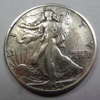 1934-S Walking Liberty Half Dollar 300B13