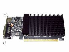2GB PCI-E x16 Single Slot Low Profile Half Height Size Light Gaming Video Card