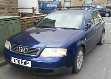 AUDI A6 C5 AVANT 1.8T APU 5 SPEED MANUAL EHV LIGHT BREAKING FOR SPARES + PARTS