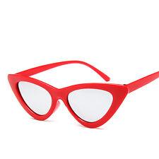 50/'s Retro Glasses Pink White Black Red Rock n Roll Cat Eye Ladies Fancy Dress