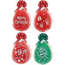Ballons de fête ovales pour la maison Noël