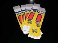 20 pcs Valvo Tube Boxes for Octal and Magnoval tubes EL34 GZ34 6CA7 6SN7 5AR4