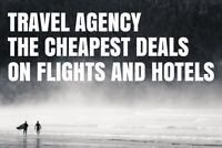 TRAVEL AGENCY WEBSITE BUSINESS (FREE DOMAIN, HOSTING, SEO) MAKE BIG MONEY