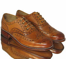Grenson Round 100% Leather Formal Shoes for Men