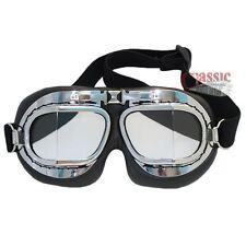 Gafas de Motocicleta Clásica