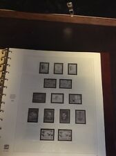 Denmark Safe Dual Hingless Album 1969 to 1990, 43 Pages & Binder