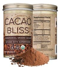 Danette May Cacao Bliss Superfood Powder Organic Superfood Supplement