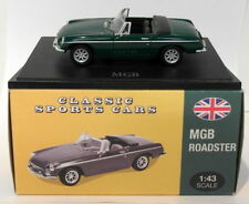 Atlas Editions 1/43 Scale Dioecast 4 656 106 - MGB Roadster - Green