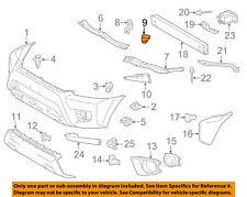 TOYOTA OEM 12-15 Tacoma Front Bumper-Upper Retainer Fastener 5252204010