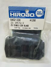 Hirobo ZS RC Helicopter Stabilizer Blade 0402-208