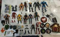 Marvel Legends Fodder, Bases & Stands Bundle