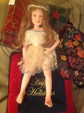 """Beautiful Doll By Joan Blackwood Done In Filmo 18"""" Rare"""