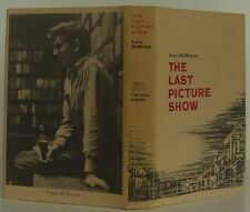 LARRY MCMURTRY The Last Picture Show SIGNED FIRST EDITION