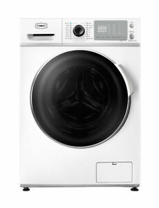 Frost 10 Kg Front Load Washer Washing machine FTWFL100S Eco Cotton Wash Touch