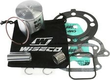 Wiseco Top End Rebuild Kit 2003-2007 Honda CR85 Piston Gasket Bearing 47.5mm