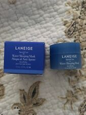 "LANEIGE ""WATER SLEEPING"" MASK (0.3 fl oz/10 ml) Deluxe Sample NEW"