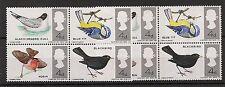 Birds Great Britain Commemorative Stamps (1960s)