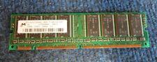 Micron MT16LSDT3264AG-10EB1 SDRAM 256MB PC100 168 Pin DIMM CL2 RAM Memory