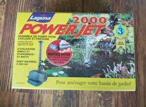 Laguna PowerJet 2000 PT 415