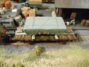 HO Artitec Roco Freight Railway Car Custom Detailed Hand Painted Weathered #2867
