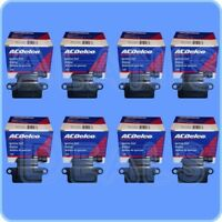 ACDelco Ignition Coil (Set of 8) For Workhorse FasTrack, P32, R26, W16 -W62