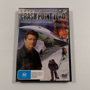 Crash Point Zero (DVD 2000) Treat Williams Gary Hudson Region 4 new sealed