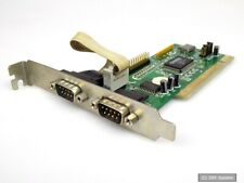 StarTech MP9835L PCI2Serial PCI Seriell 2-Port RS232 Adapter Card Erweiterung