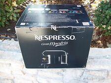 Nespresso machine Gran Maestria with box   great shape  tested works good