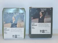 8 Track Cassette Liza minnelli new feelin