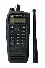 Motorola Portable Radio DGP 6150+ UHF1 GPS MOTOTRBO 403-470MHz LAH55QDH9LA1AN
